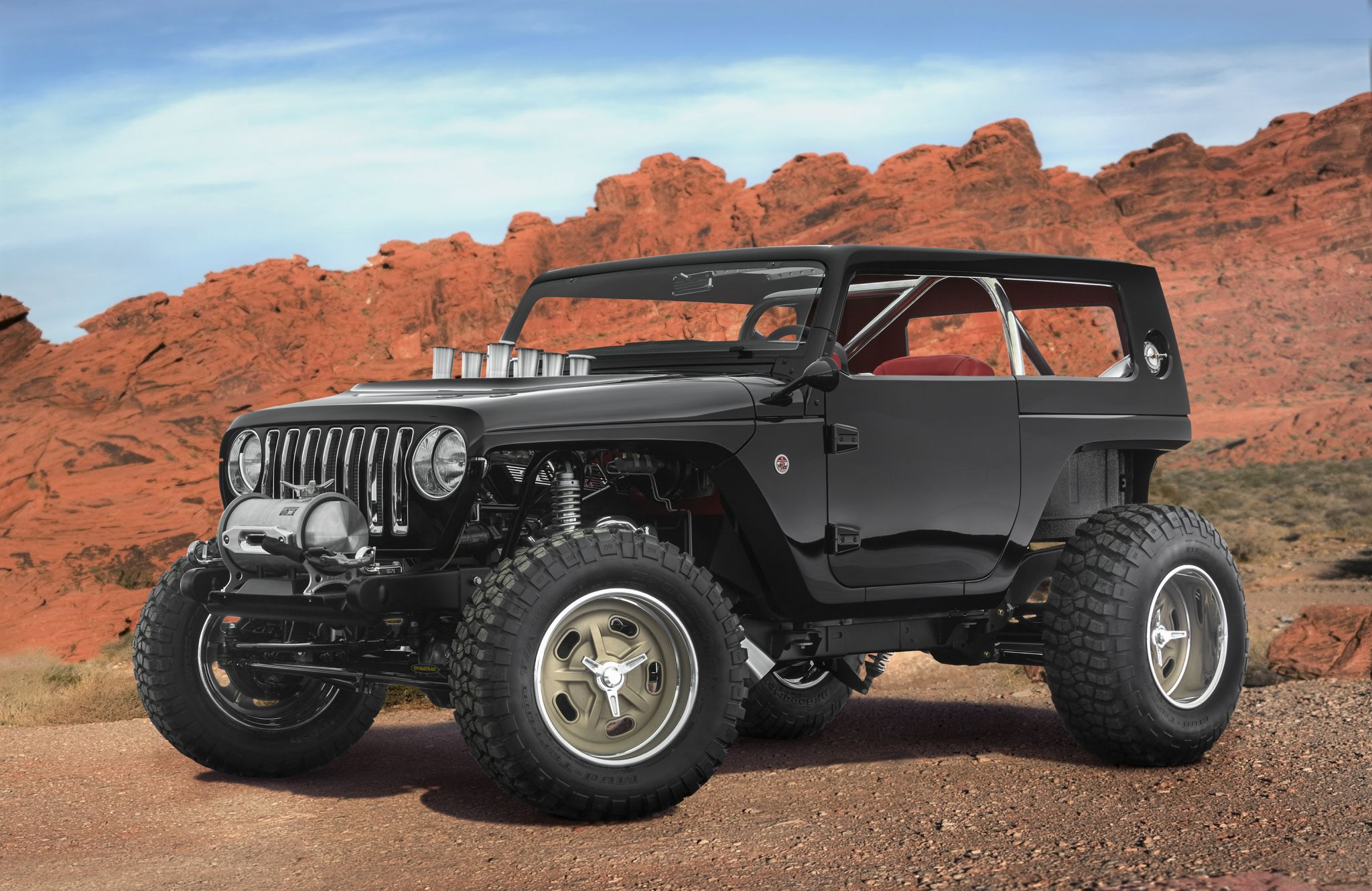 Jeep, Mopar show off 7 new concepts ahead of 51st Moab Easter Safari