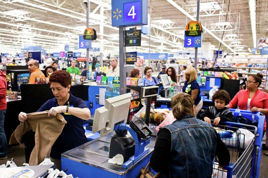 Walmart was one of 81 companies that promised to reduce emissions in the run up to the 2015 Paris global climate negotiations. It says it will stick by its pledge even as President Donald Trump guts his predecessor's environmental policies. Photo: New York Times /File Photo / NYTNS