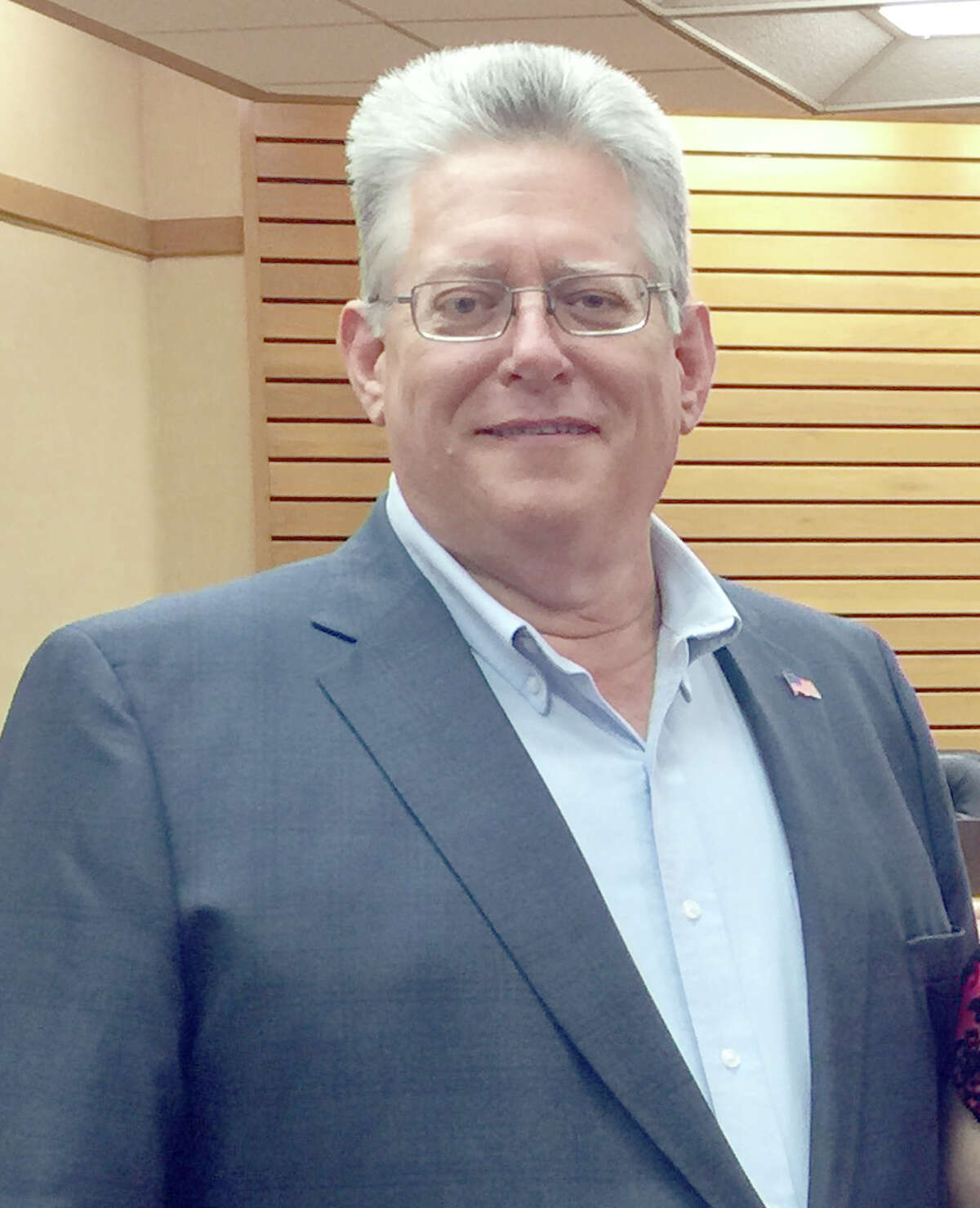 John Moon, Jr., a San Jacinto College trustee.