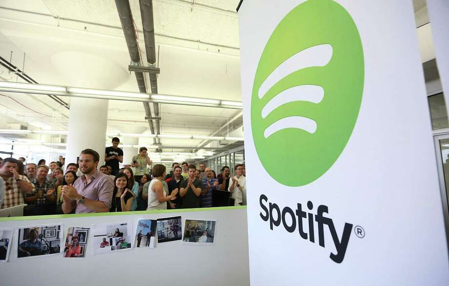 In 2016, U.S. music sales grew 11 percent to $7.7 billion, according to the Recording Industry Association of America. That's the biggest jump since 1998, when the industry sold almost six times as many CDs. Streaming, a category that includes Spotify, accounted for 51 percent, the first time it has contributed the majority of revenue. Photo: Getty Images /File Photo / 2013 Getty Images
