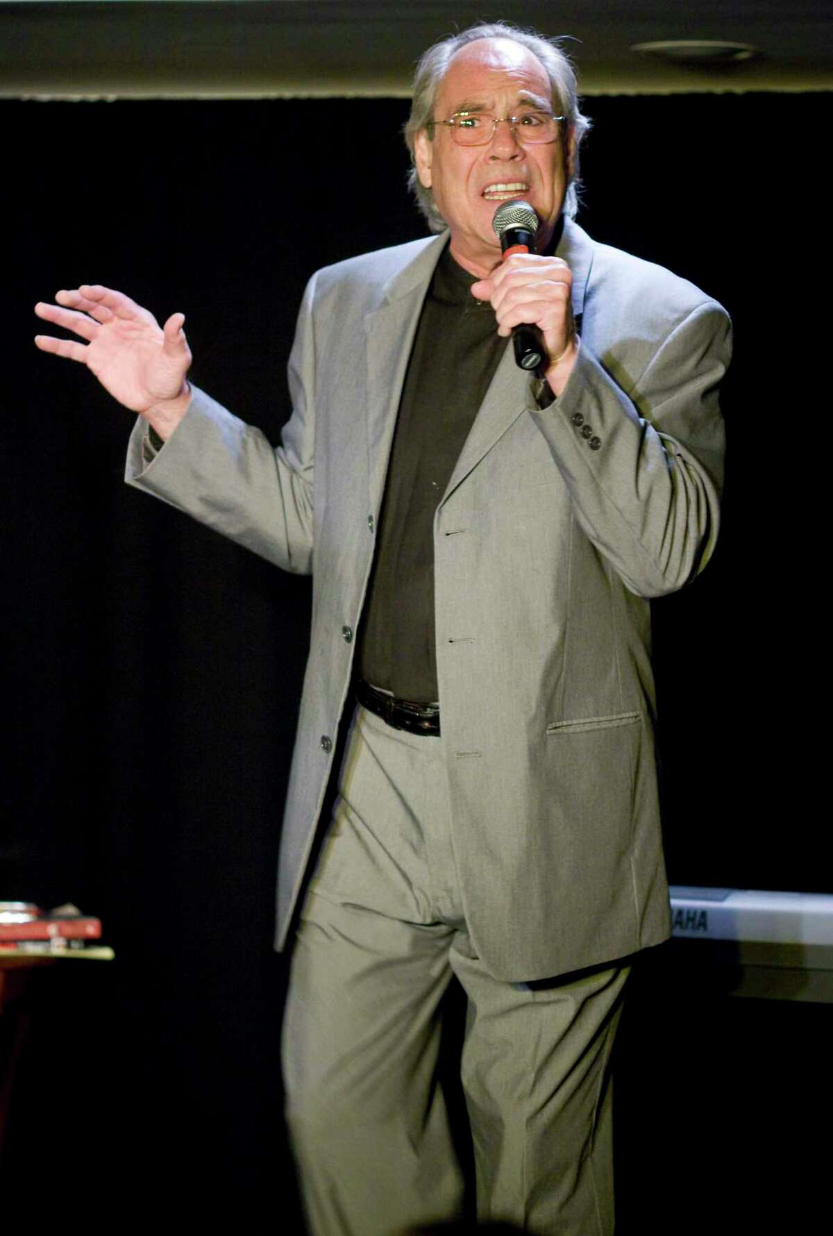 Comic Robert Klein is the subject of a new documentary.