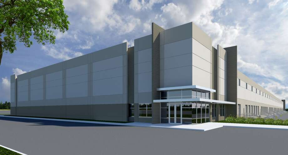 A rendering of the newly rebranded Independence Logistics Park (Courtesy of Hines)