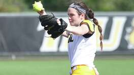 Texas Lutheran softball pitcher Maitlin Raycroft has produced six no-hitters this season, setting a Division III record.