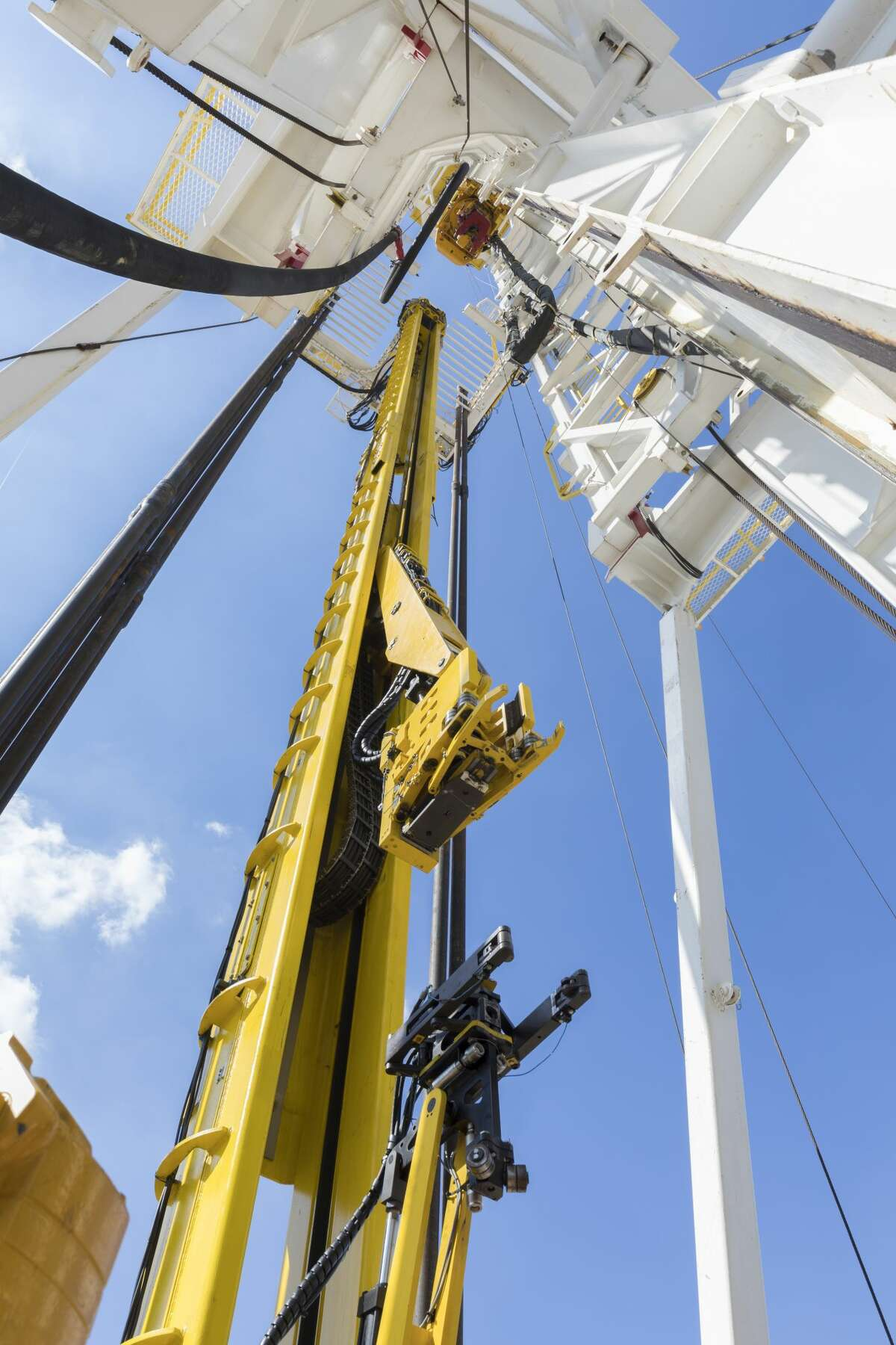 'Big data', 'deep learning' and artificial intelligence are in the process of transforming upstream operations. Oil field equipment such as Baker Hughes' new TerrAdapt smart bit can sense rock types and act to protect the bit's cutters, and Nabors' iRacker drilling system uses robotics to piece together and insert steel pipe underground to build wells.