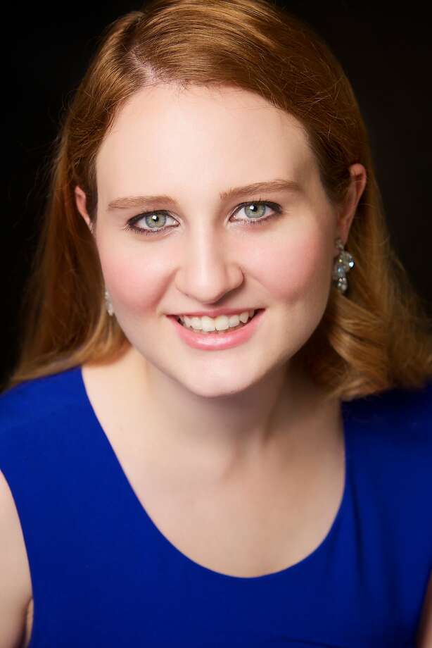 Soprano Elizabeth Patterson stars in the Phènix Opera production. Photo: Betsy Kershner