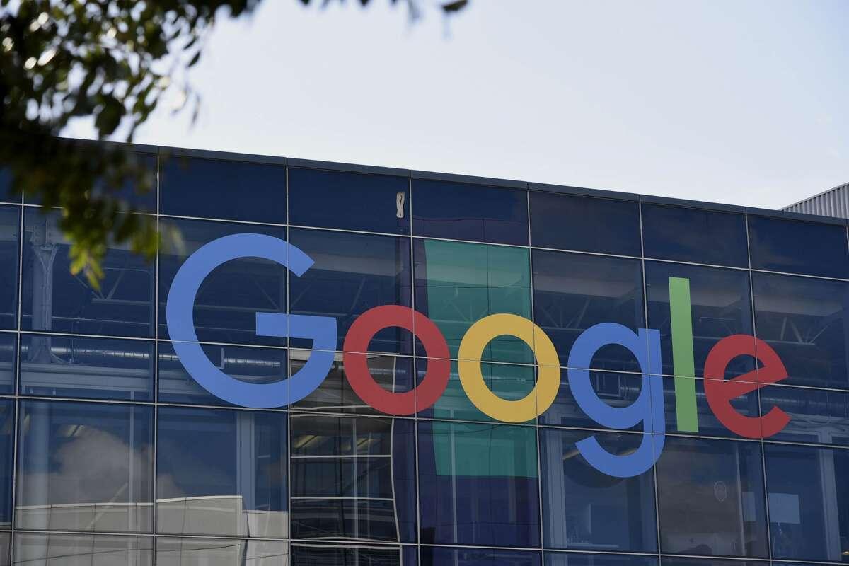 Google headquarters in Mountain View, California, on Feb. 18, 2016.