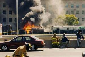 In March 2017, the FBI released several previously unseen photos of the 9/11 attacks against the Pentagon in Washington, D.C.