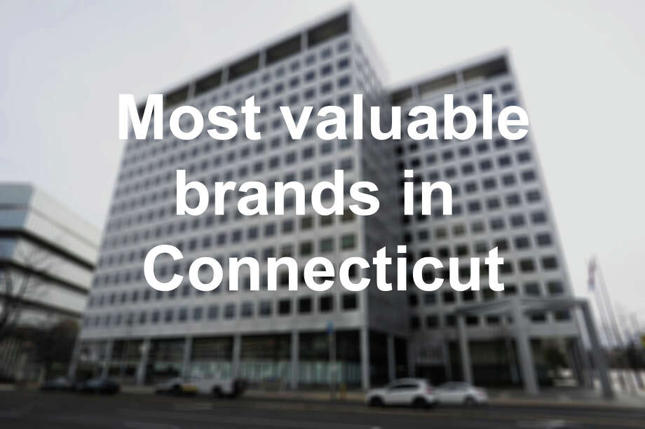 Click through the slideshow to see the most valuable brands in Connecticut, according to Brand Finance. Each brand was valued by financial strength, and rated from AAA+ to D, exceptionally strong and well managed to failing.The study included GE, Sheraton, and Skoal, which have all since relocated out of Connecticut. Photo: Michael Cummo/Hearst Connecticut Media
