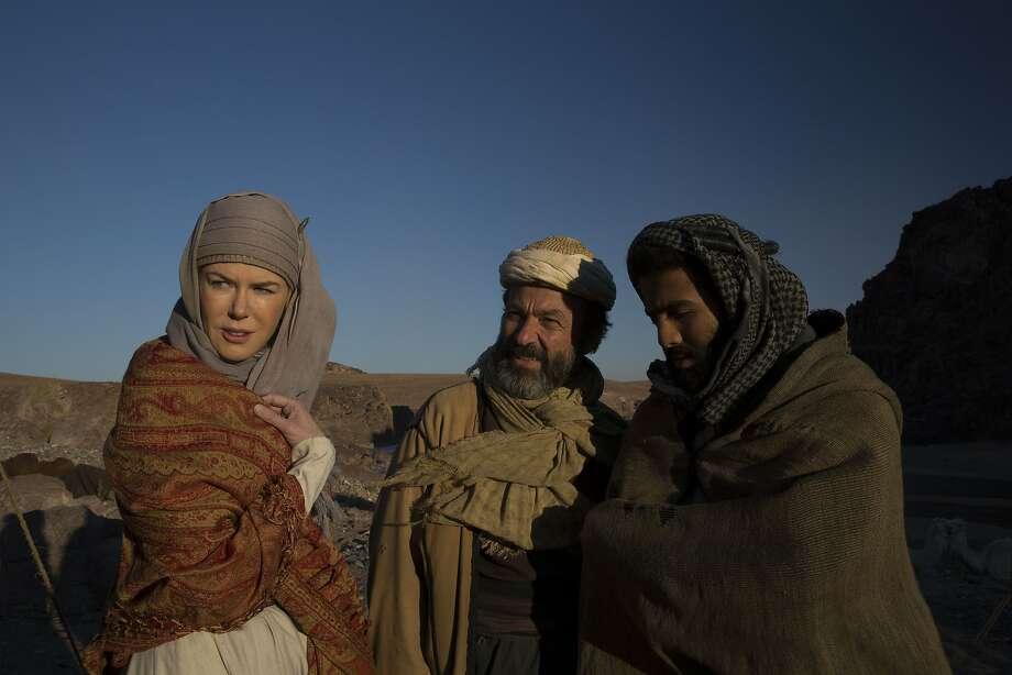 """Nicole Kidman portrays Gertrude Bell in Werner Herzog's biopic """"Queen of the Desert."""" Photo: Benaroya Pictures"""