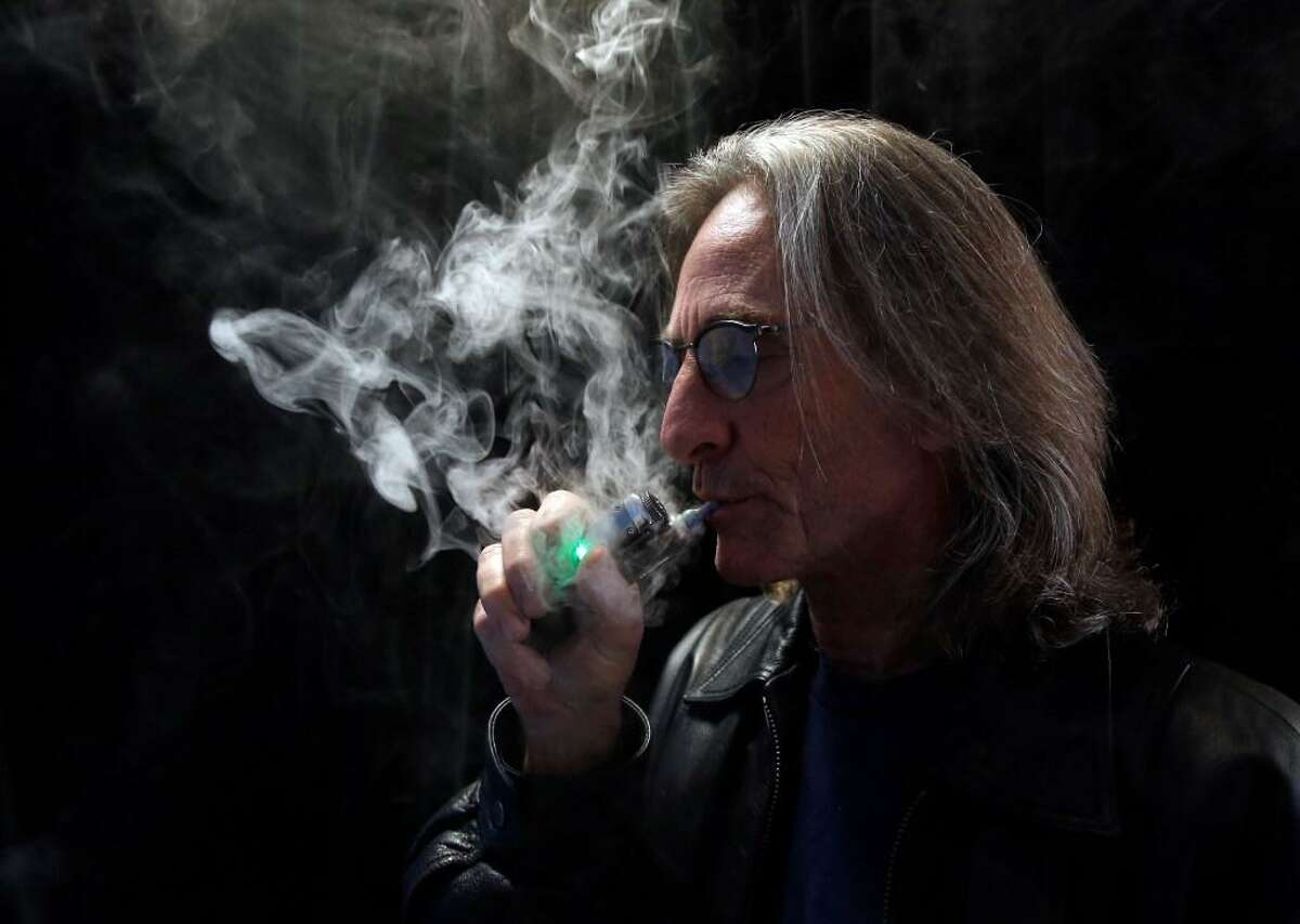 California became the seventh state to tax e-cigarettes after voters overwhelmingly approved a ballot measure. Nicotine delivery devices such as electronic cigarettes, e-cigars, e-hookahs, e-pens and vape pens will face a 2.73 percent tax rate if sold with substances that have nicotine.