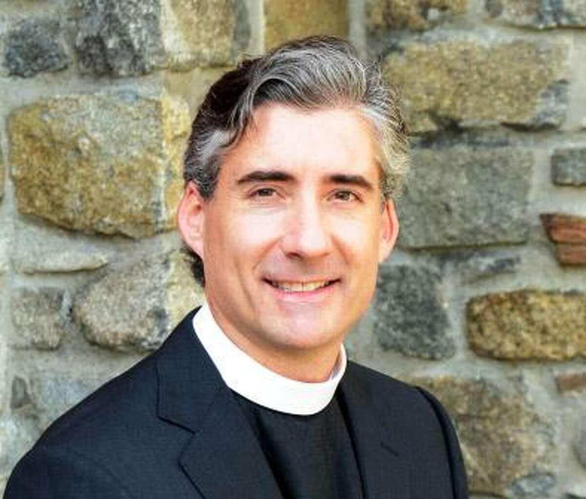 Rev. Joseph Shepley is the rector of St. Paul's Episcopal Church in Brookfield, Conn.