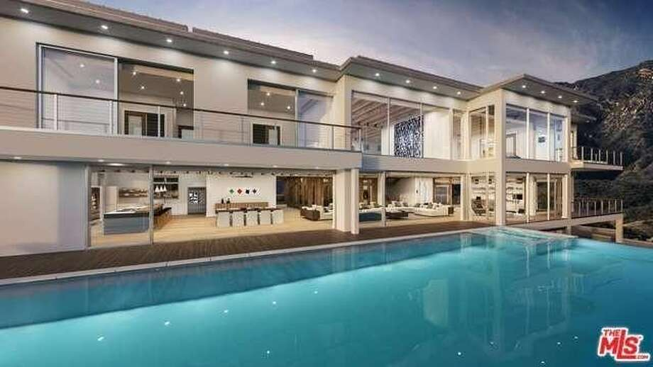 A Malibu estate built on the site of the iconic Malibu Castle is priced at $80 million. Photo: Realtor.com