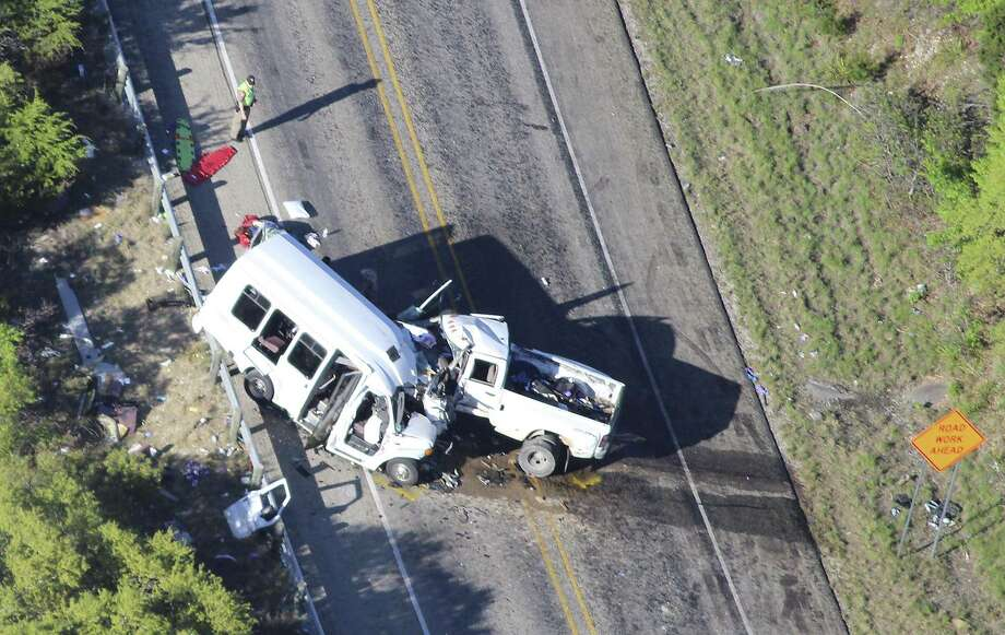 A major collision has shut down Highway 83 near Garner State Park, the Uvalde County Sheriff's Office announced and news outlets are reporting multiple fatalities. Photo: Pete Luna, For The San Antonio Express-News / For The San Antonio Express-News / For the Express-News