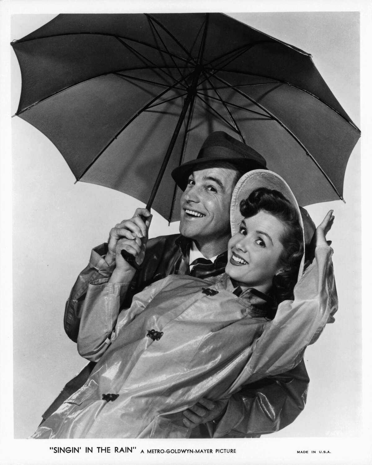 """""""Singin' in the Rain"""" (1952) The classic Gene Kelly and Debbie Reynolds musical still captivates audiences. It was also one of the first films chosen for induction in the Library of Congress' National Film Registry."""