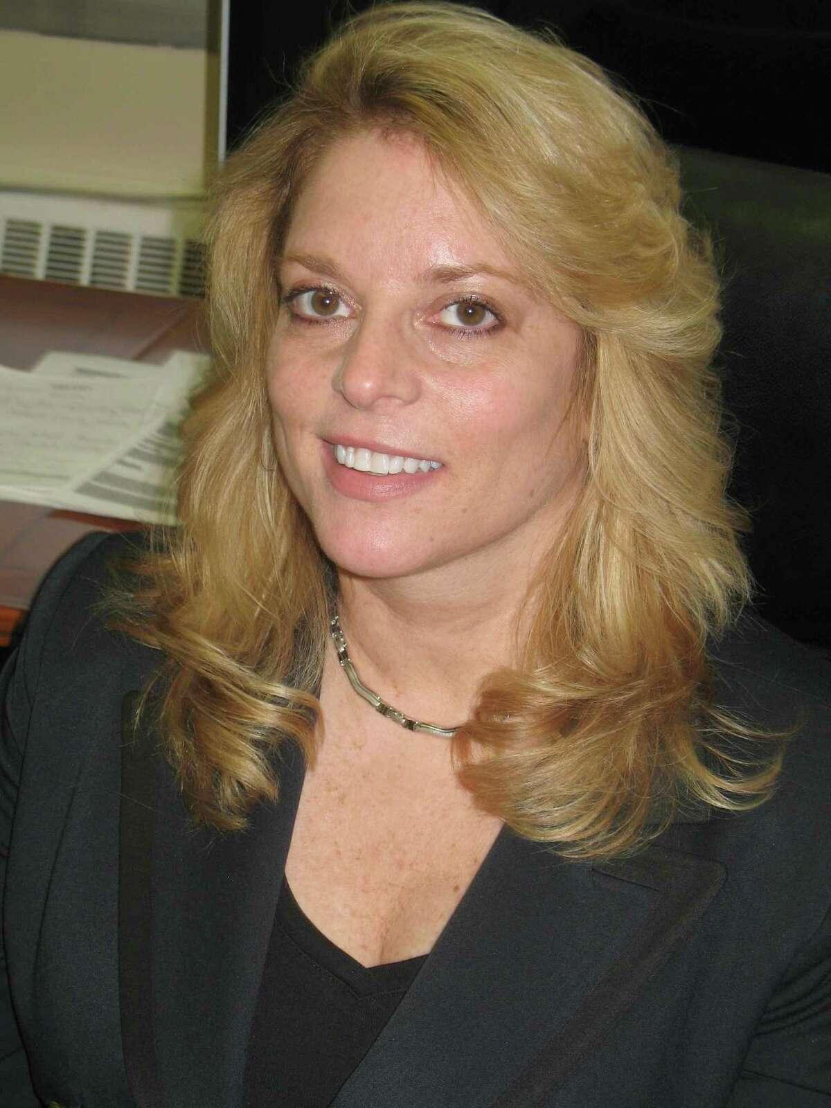 Stacey Gross, principal of Ridgefield High School.