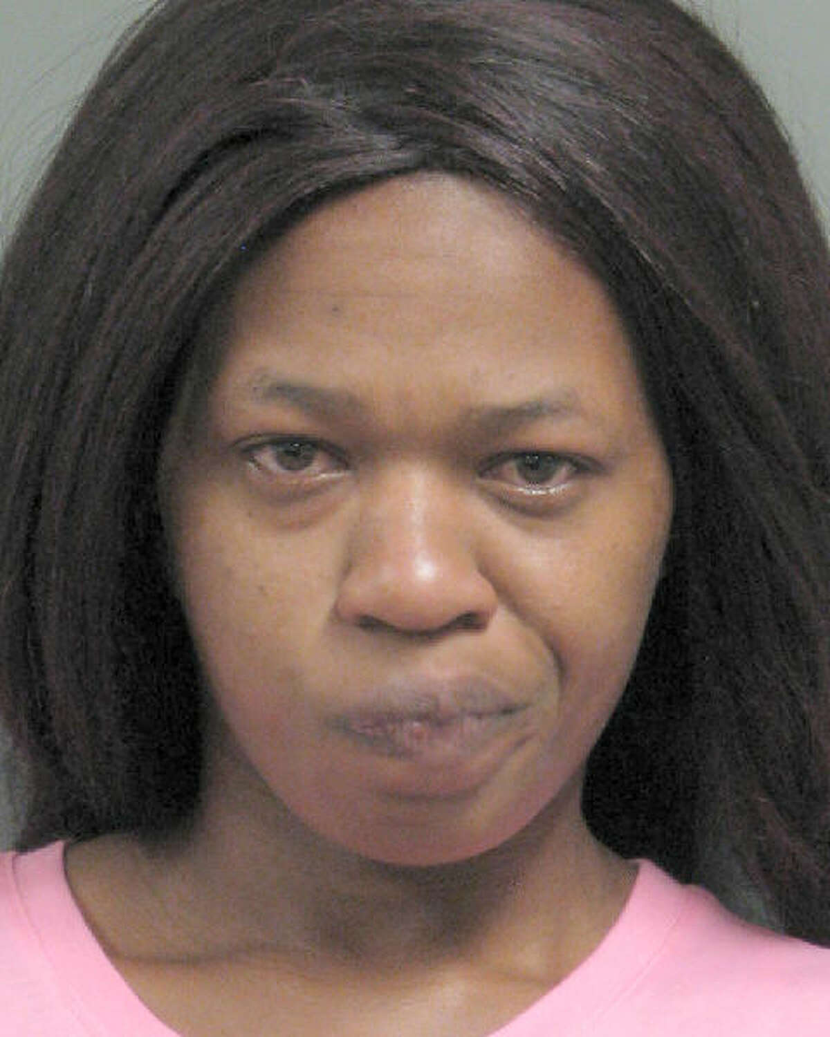 The Fort Bend County have made several arrests in a drug bust inthe Richmond area. Shown here is Meegan Robinson.