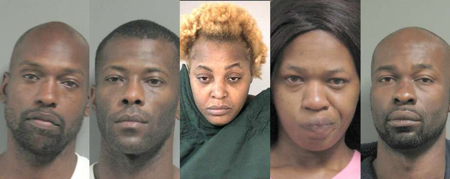 Five arrested in Richmond-area drug bust near elementary