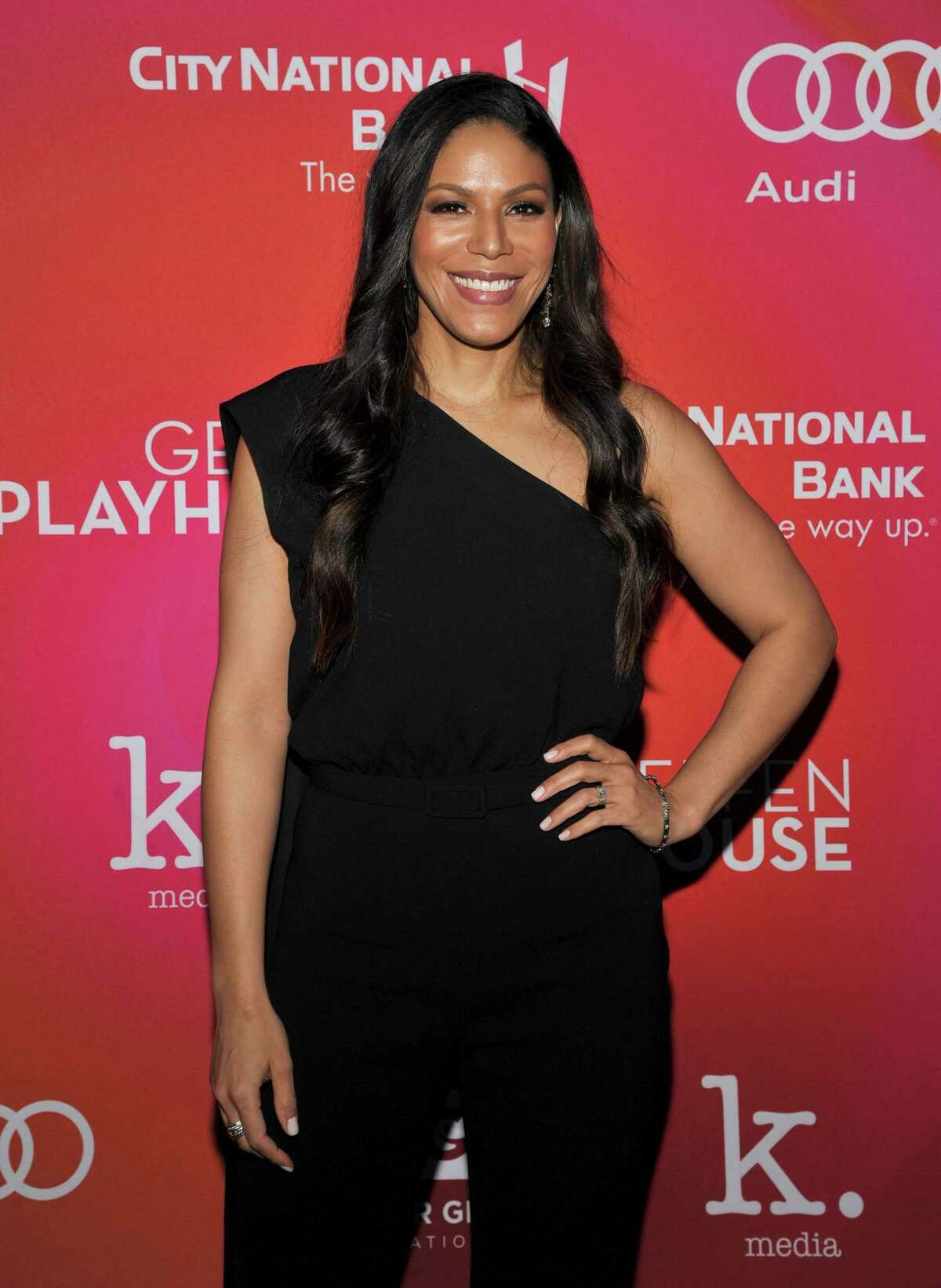 LOS ANGELES, CA - MARCH 19: Merle Dandridge attends Geffen Playhouse's 15th Annual Backstage at the Geffen Fundraiser at Geffen Playhouse on March 19, 2017 in Los Angeles, California. (Photo by John Sciulli/Getty Images for Geffen Playhouse)