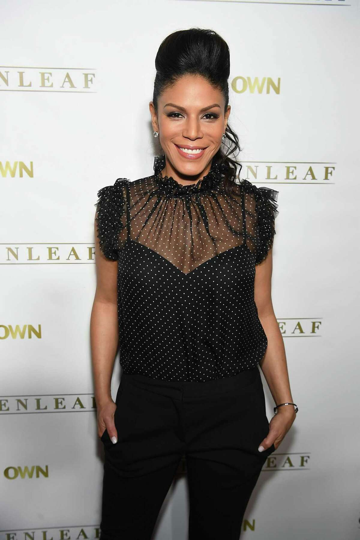 Merle Dandridge says the look of her character, Grace, becomes more polished as the show goes on.