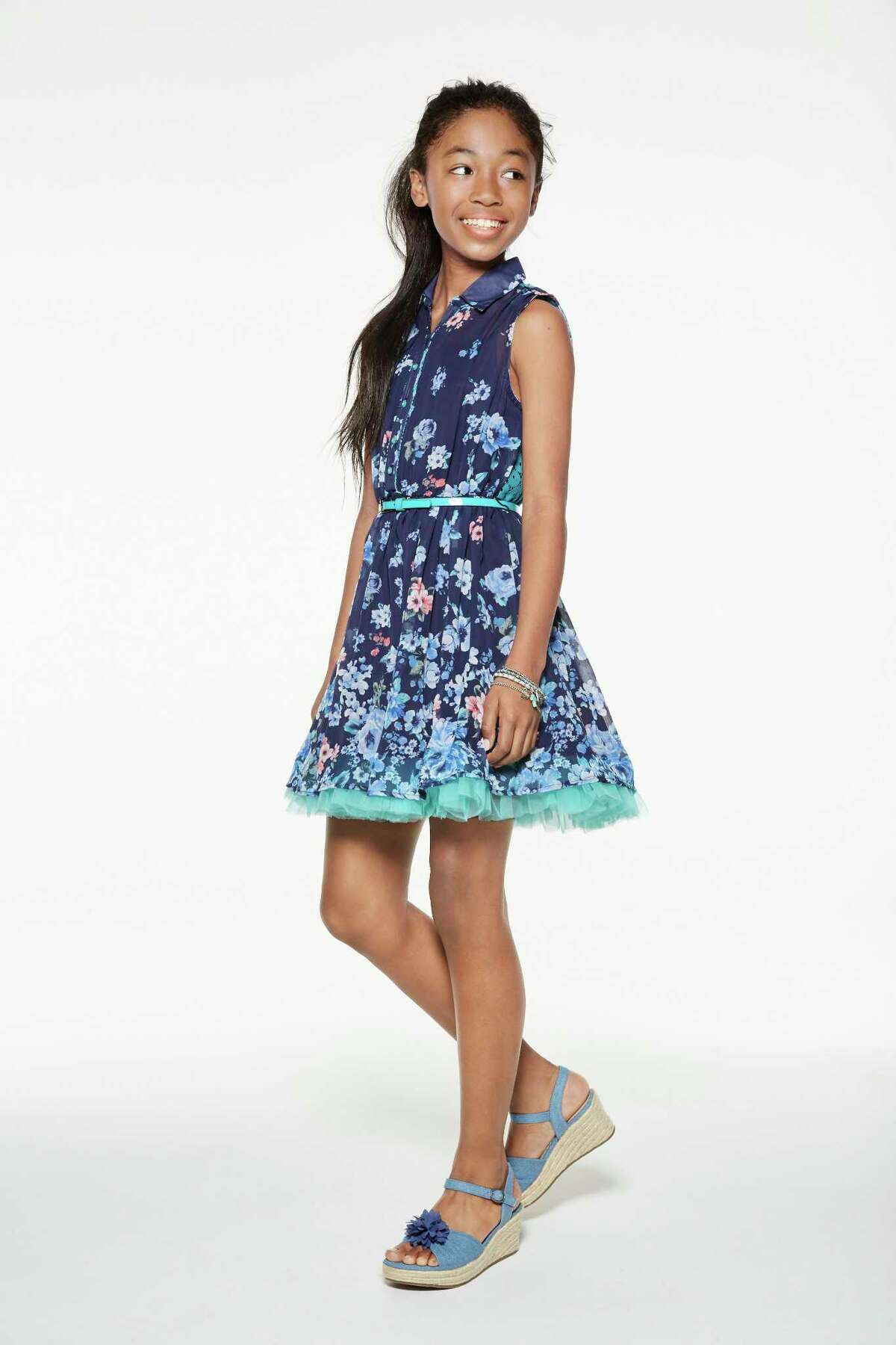 EASTER FASHION: Knit Works Dress Set $50, JCPenney