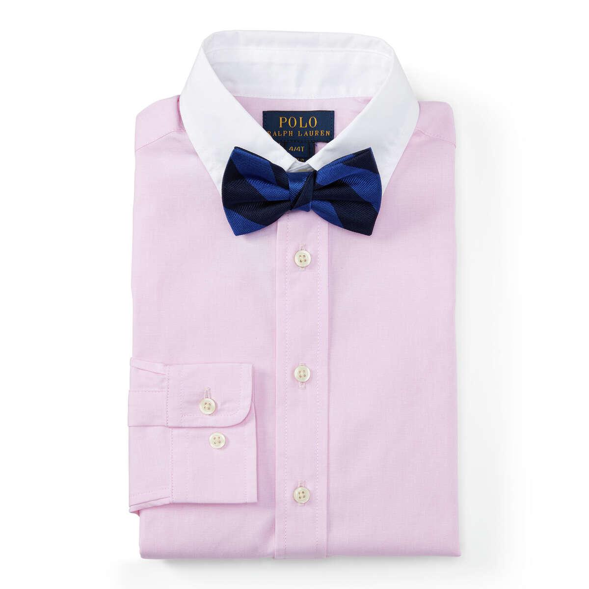 Polo Ralph Lauren boy's dress shirt, $49.50, at ralphlauren.com
