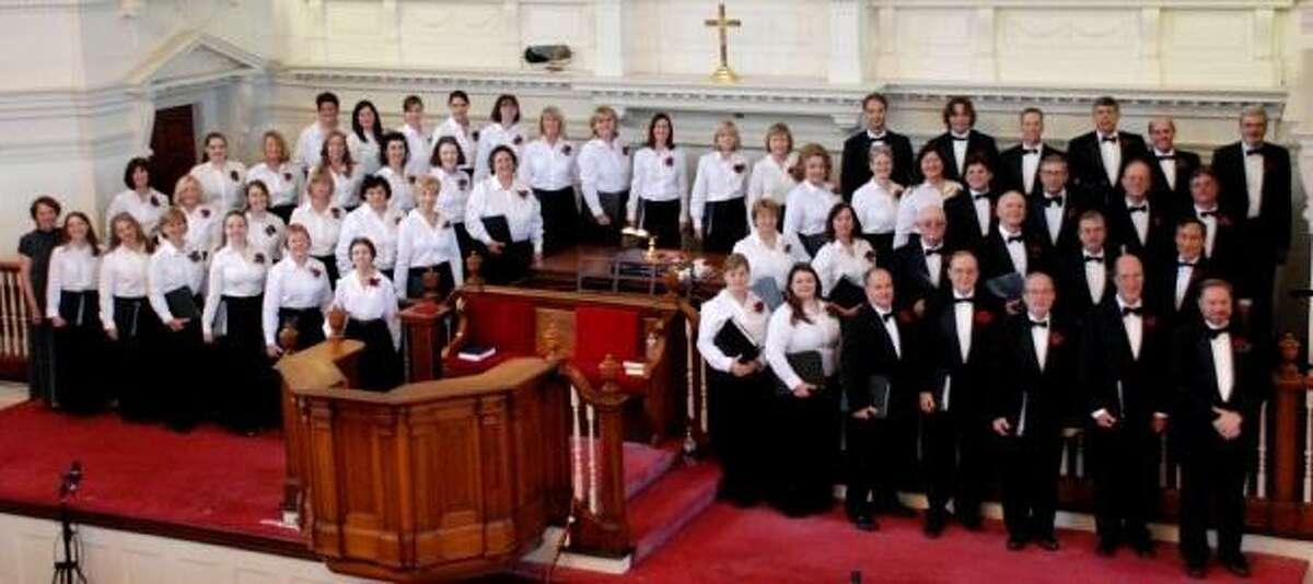 Connecticut Master Chorale will hold its Spring Concert on Sunday, April 2, 2017 at First Congregational Church in Danbury, Conn.