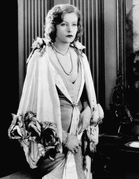 "Greta Garbo in the 1927 film ""Love."" Photo: AP"