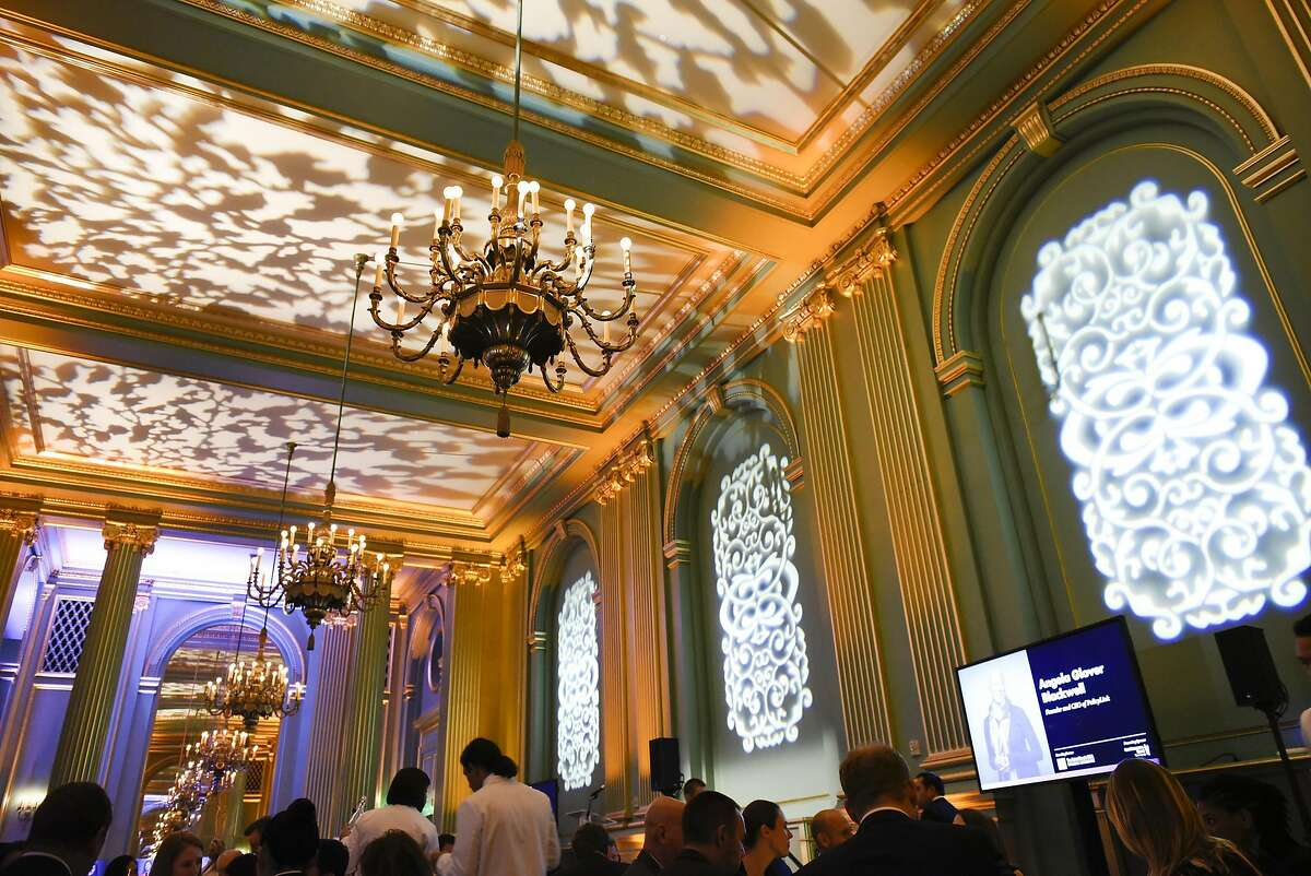 2017 Visionary of the Year Award ceremony held at the War Memorial Opera House in San Francisco, CA, on Thursday March 30, 2017.