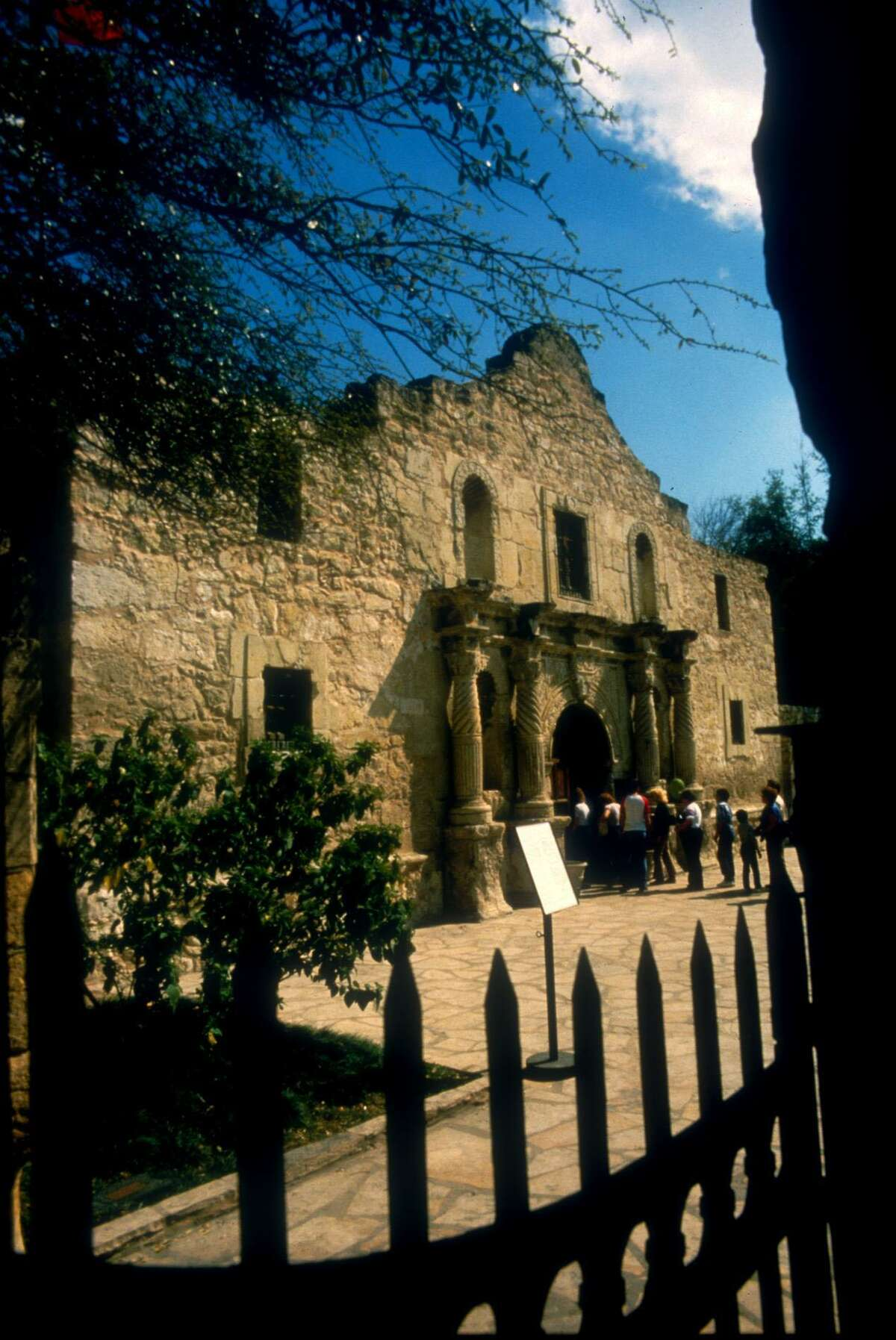 With 2.5 million visitors a year, the Alamo is the top tourist attraction in Texas. The Alamo was formally named Mission San Antonio de Valero. Father Benito Fernández de Santa Ana was instrumental in developing the mission and the town that became San Antonio.