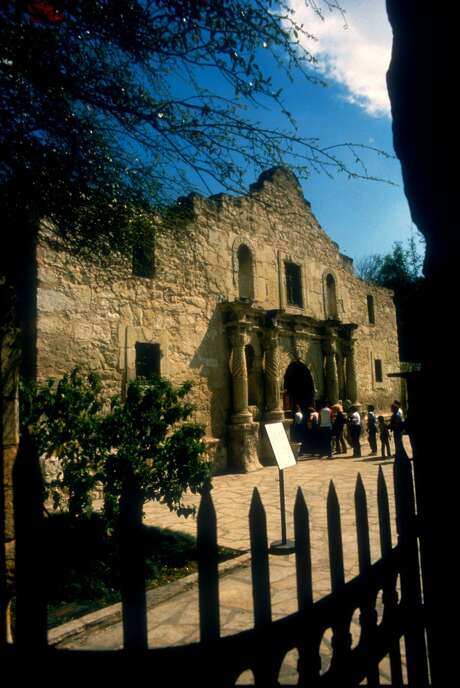 With 2.5 million visitors a year, the Alamo is the top tourist attraction in Texas. The Alamo was formally named Mission San Antonio de Valero. Father Benito Fernández de Santa Ana was instrumental in developing the mission and the town that became San Antonio. Photo: Al Rendon /San Antonio Convention And Visit / New York Times