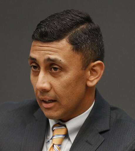 District 7 Councilman Cris Medina. Photo: Kin Man Hui, Staff / San Antonio Express-News / ©2016 San Antonio Express-News