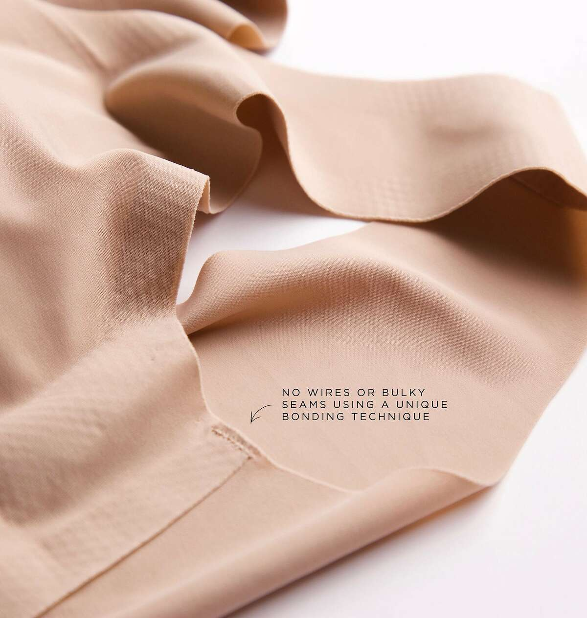 """True & Co. founder Michelle Lam says she saw customers moving away from the pushup bra trend toward easy fit """"from a mile away."""" This led to the company�s new seamless True Body collection. Photo Credit: True & Co."""