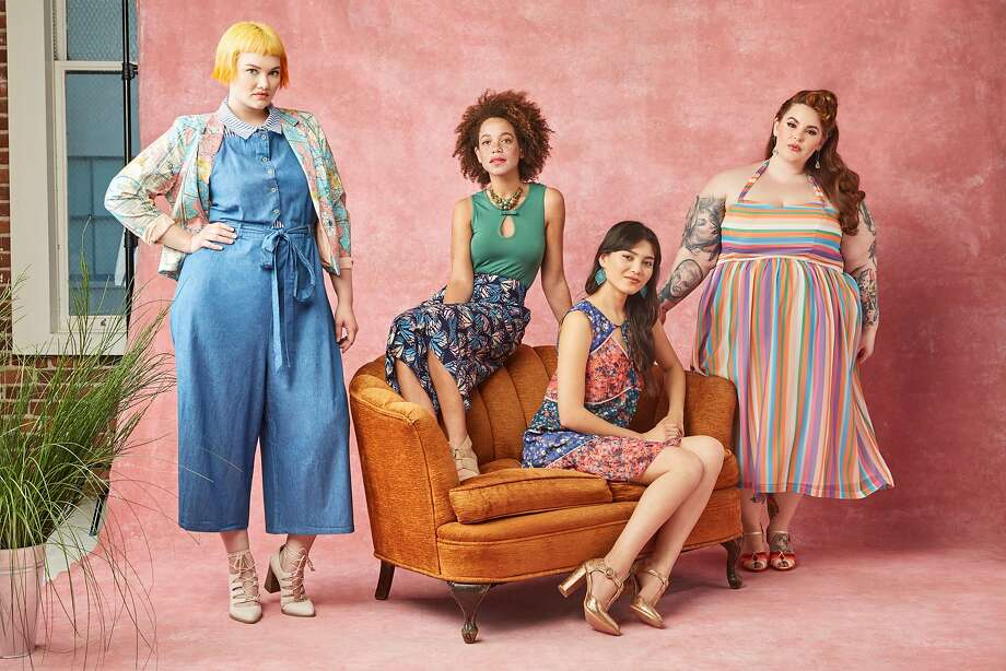 "ModCloth has gained a loyal community by being among the first fashion brands to make statements about size diversity, lifestyle inclusiveness and body acceptance — it has a ""no-Photoshop"" policy for its marketing images. Photo: ModCloth"