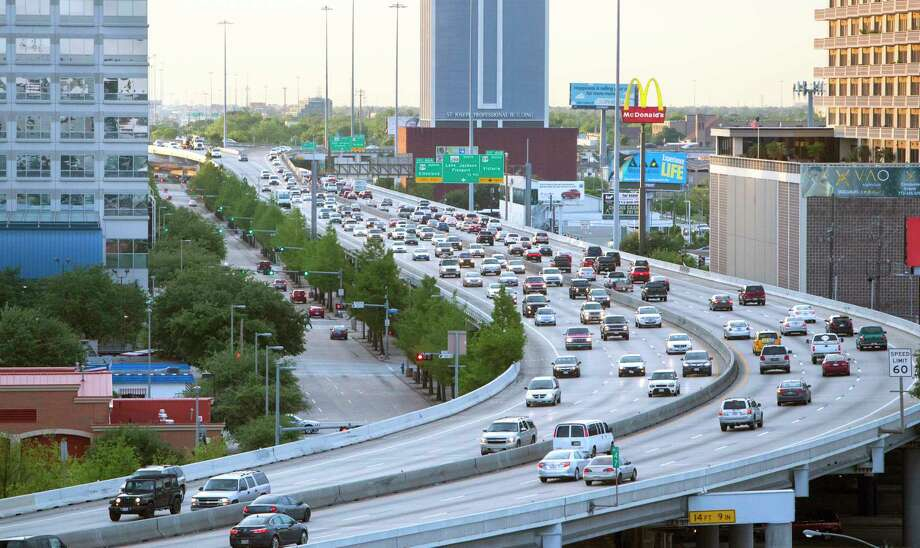 Houston commutesThe U.S. government regularly surveys residents on their travel time to work.See which Houston ZIP Codes have the least and most lengthy commutes to work. Photo: Cody Duty, Staff / Â 2015 Houston Chronicle