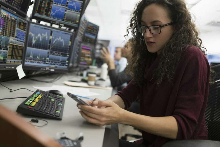 From traders to bankers and money managers, just about everyone in finance is embracing encrypted messaging apps as an easy, and virtually untraceable, way to circumvent compliance, get around the HR police and keep bosses in the dark. Photo: Getty Images / This content is subject to copyright.