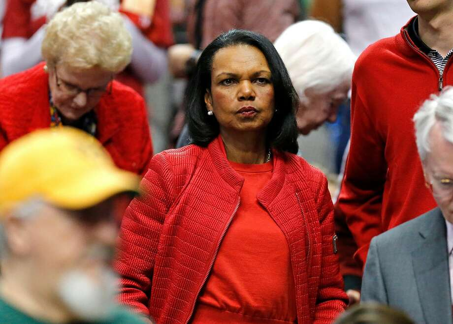 Despite report, Condoleezza Rice not a candidate for Cleveland Browns' coach
