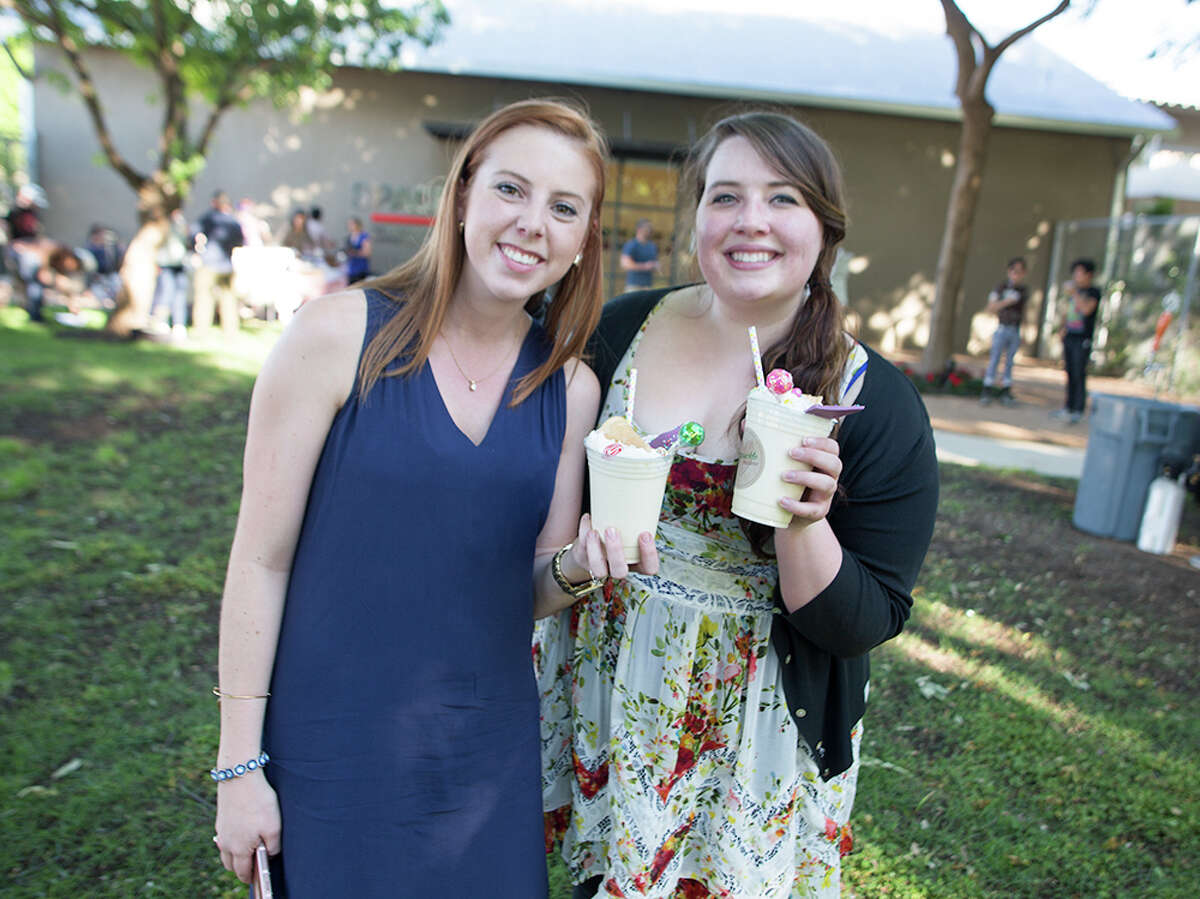 This year's CAMMIE Awards, a free family-friendly affair, brought San Antonians to CHRISpark to celebrate the arts March 31, 2017.