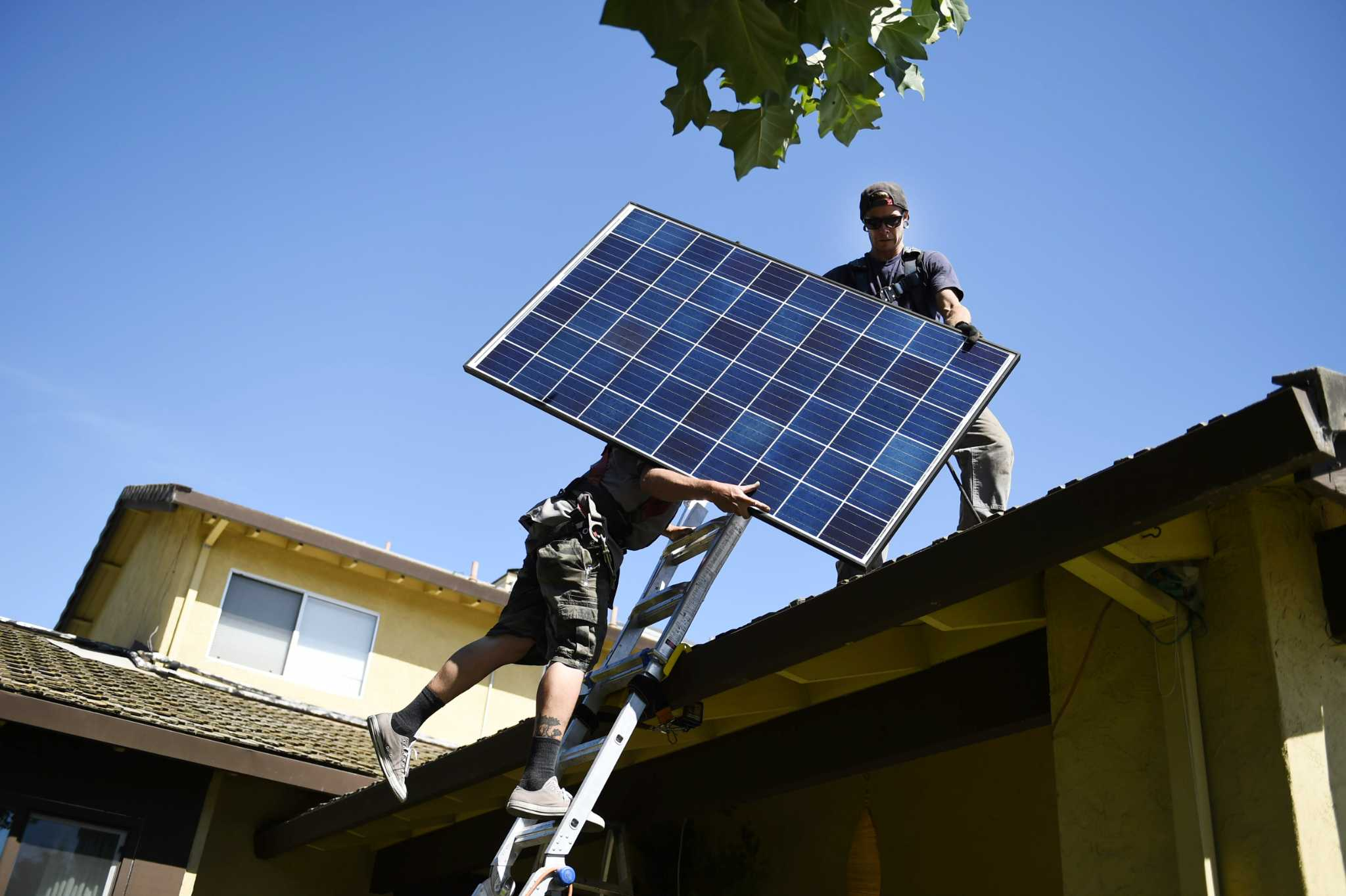 how to keep on the sunny side of solar power houston chronicle