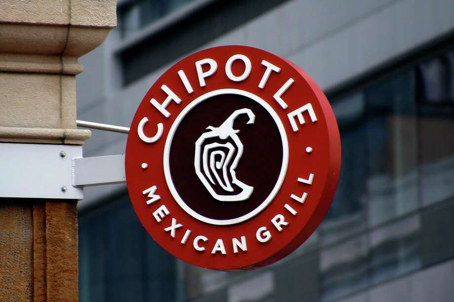 A former employee at a Missouri City Chipotle is accused of putting a camera in the women's bathroom, the company said on April 28, 2017.   Photo: Keith Srakocic, STF / Copyright 2016 The Associated Press. All rights reserved.