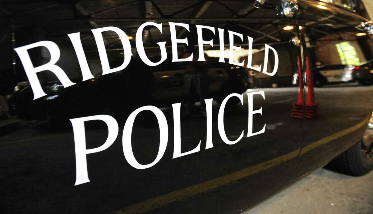 File photo of Ridgefield Police car