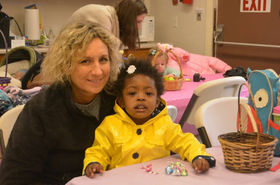 The United Methodist Church of Monroe held its annual Easter Egg Hunt on April 1, 2017. Kids enjoyed breakfast and crafts before the egg hunt. Families were encouraged to bring a non-perishable food item to donate to the Monroe Food Pantry. Were you SEEN? Photo: Vic Eng / Hearst Connecticut