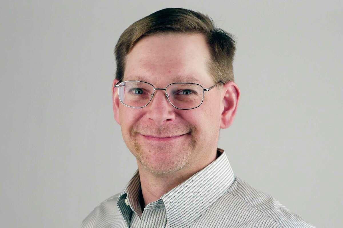 Jefferson Award finalist Patrick Kelsey of Latham (Paul Buckowski / Times Union)