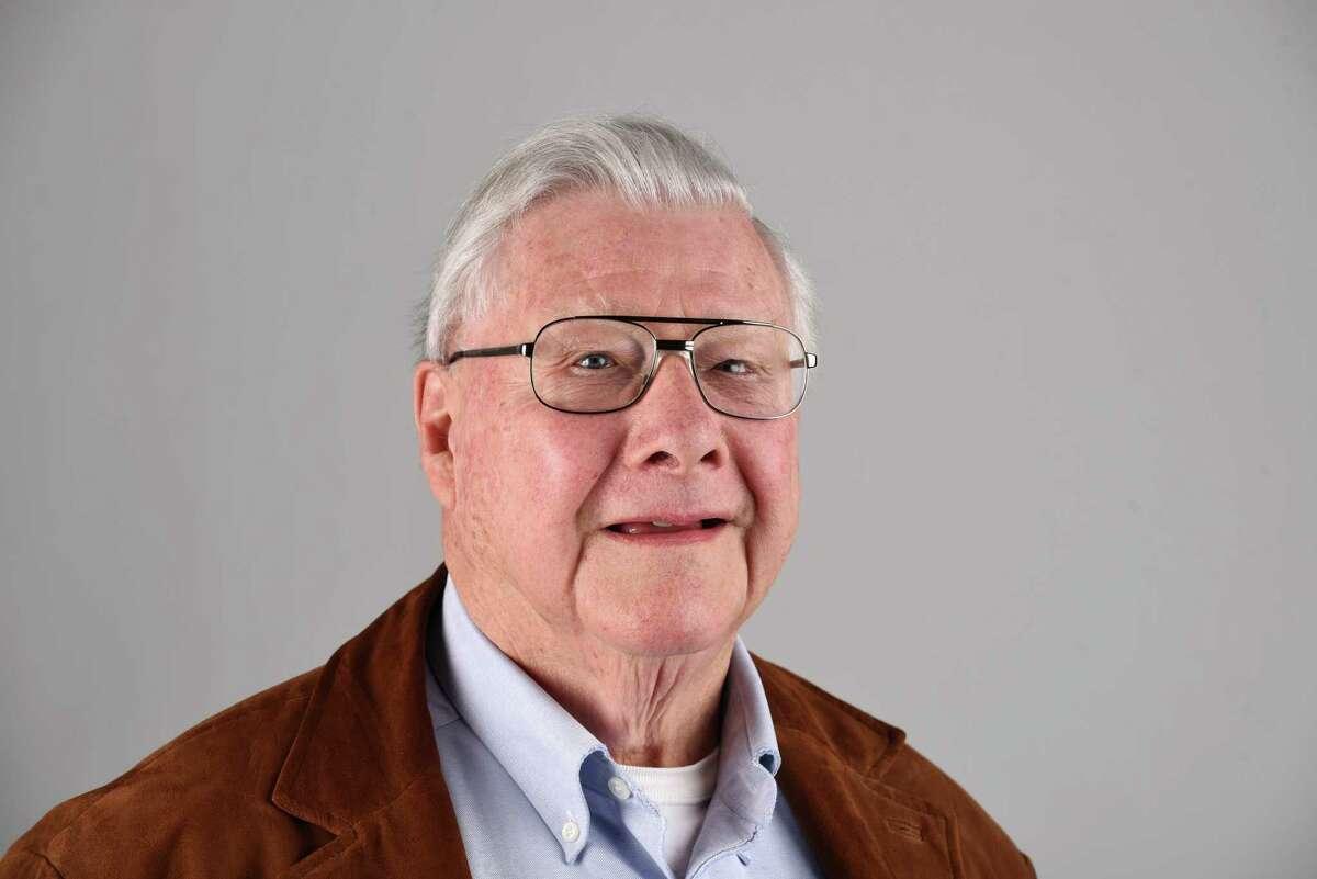 Jefferson Award finalist Robert Greenman of Delmar (Will Waldron/Times Union)