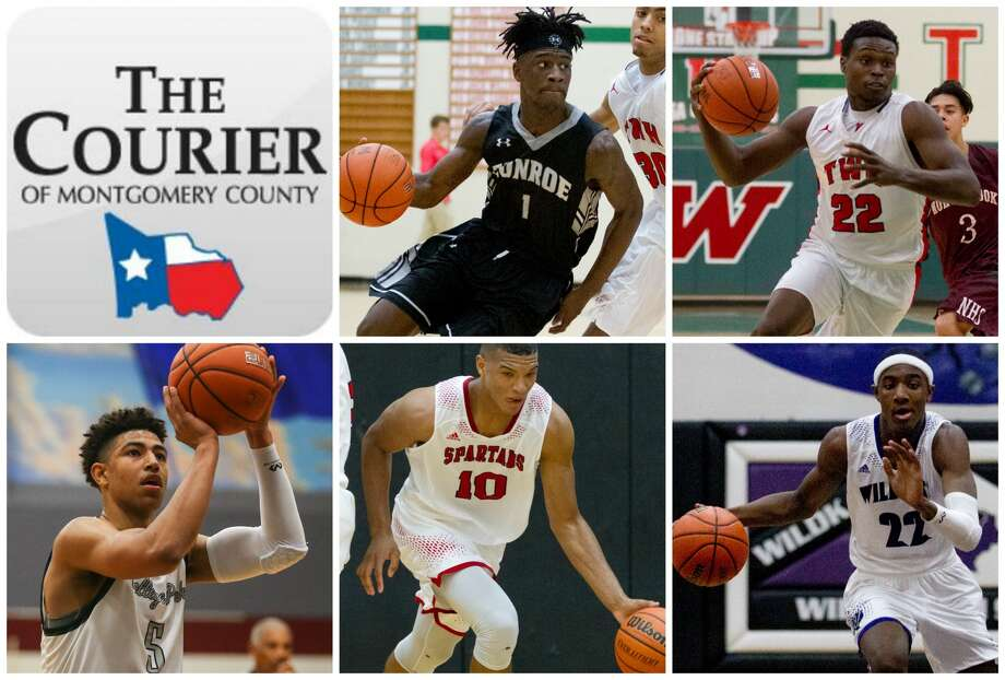 Conroe's Jay Lewis, The Woodlands' Romello Wilbert, College Park's Quentin Grimes, Porter's Deion Rhea and Willis' Darius Mickens are The Courier's nominees for All-Montgomery County Player of the Year.