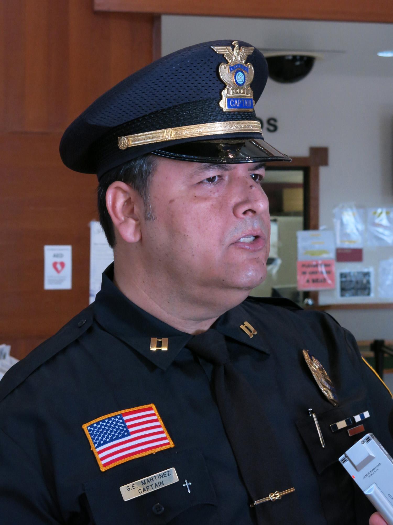Finalists For New Laredo Police Chief Down To 5 Laredo