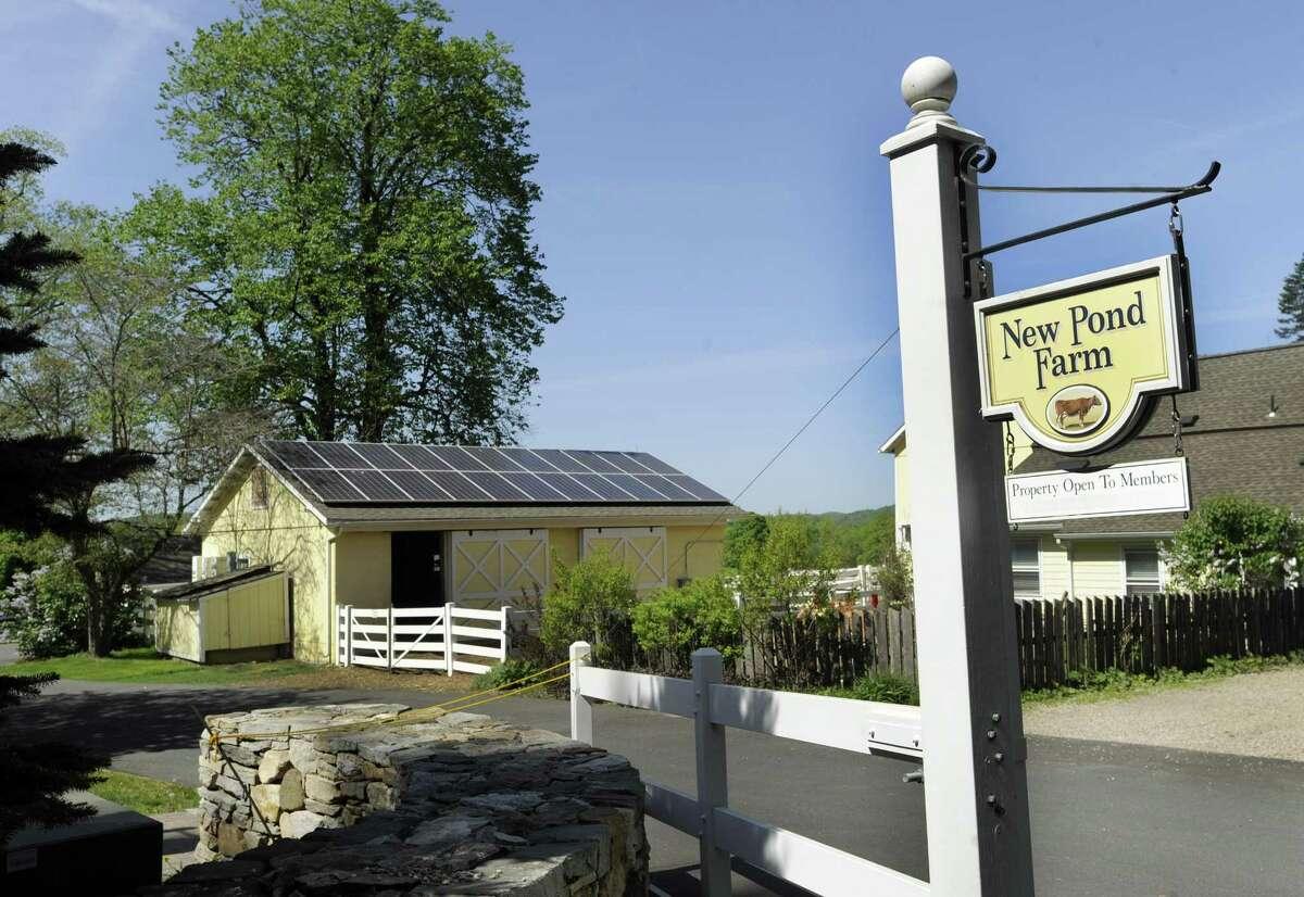 New Pond Farm, Marchant Road, Redding, Conn.