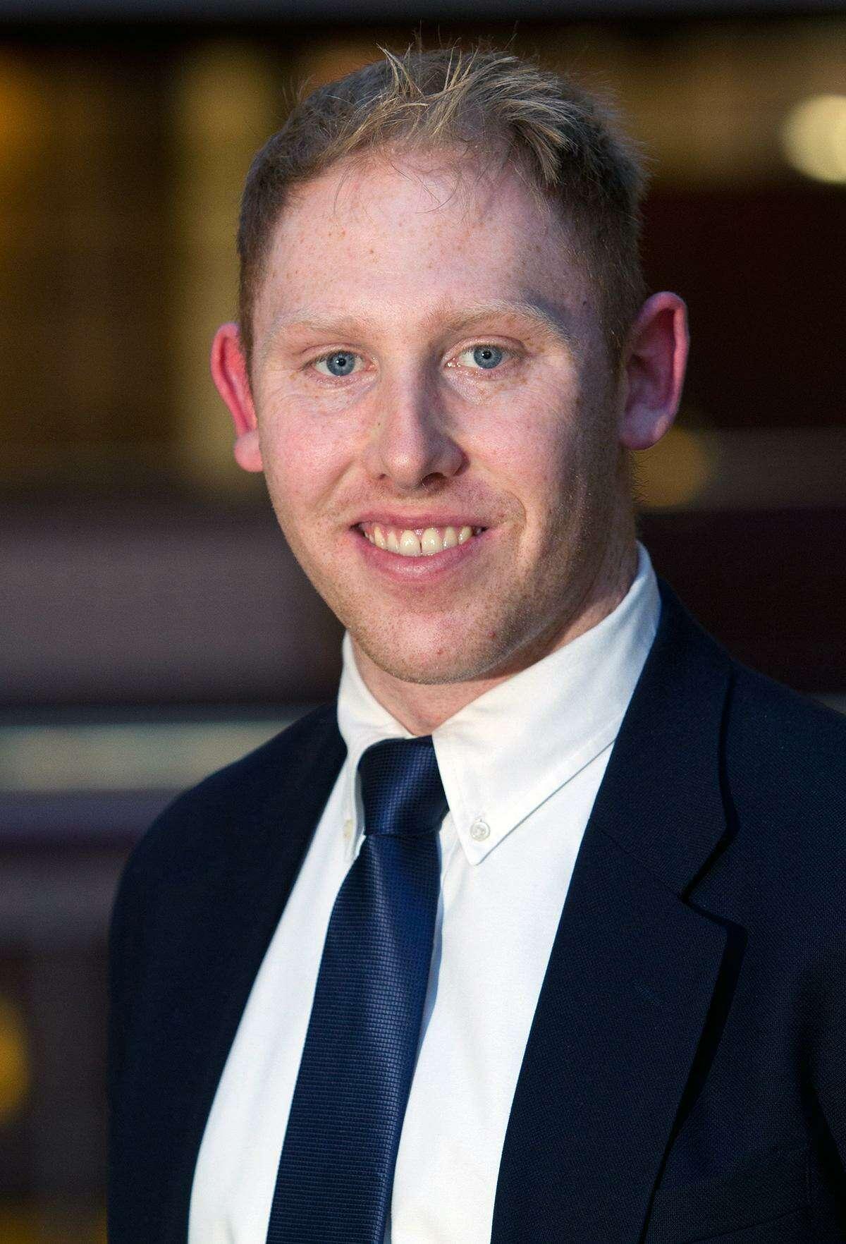 Representative Stephen Harding represents Brookfield, Bethel and Danbury, Conn. - district 107