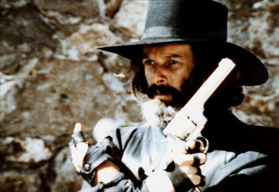 "Alejandro Jodorowsky both directed and starred in 1970's ""El Topo."" Photo: Douglas Films, 1970"