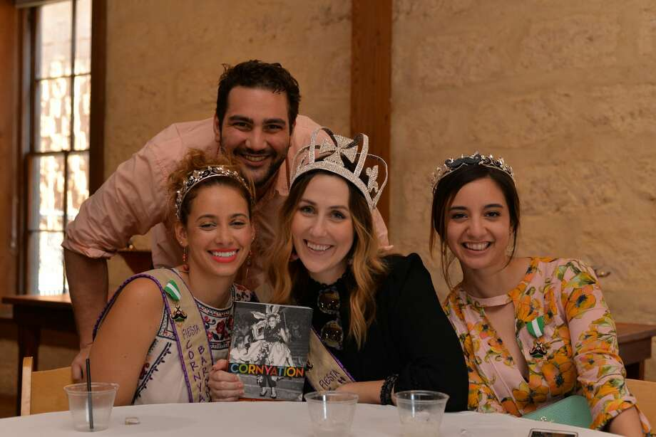 San Antonio got a jump on Fiesta Sunday, April 2, 2017, for The King's Coming Out: Anchovy Garden Party 2017, where Fiesta fans met this year's King Anchovy and mingled at El Mirador in Southtown. Photo: Kody Melton, For MySA.com