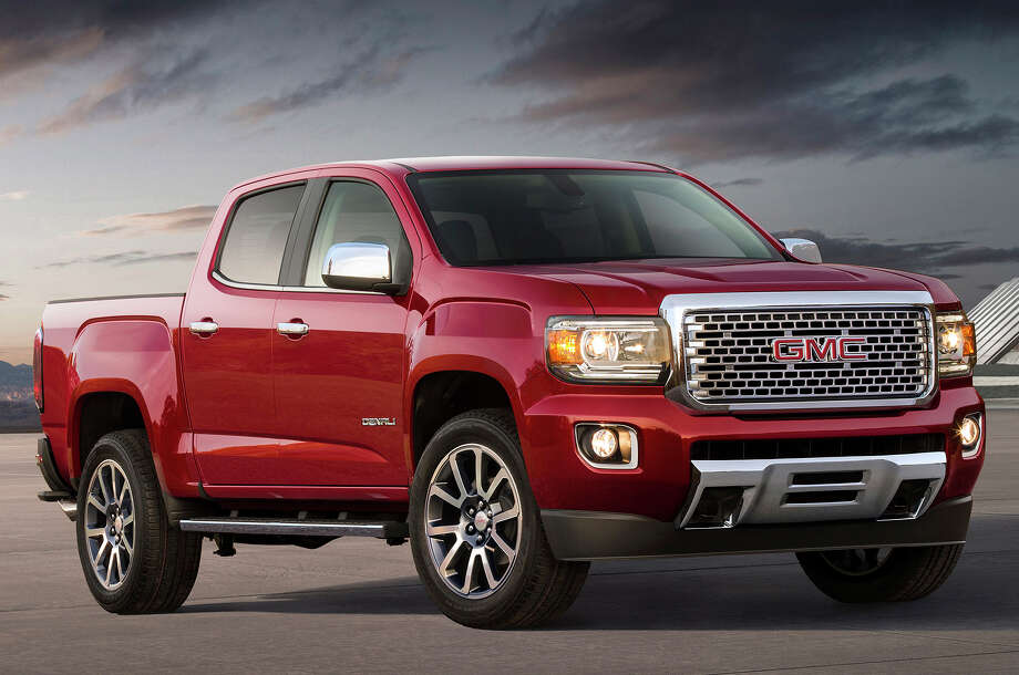 GMC Canyon DenaliStarting price: $39,205 Photo: General Motors Co.